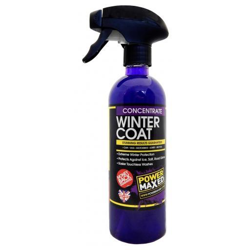 Power Maxed Winter Coat Sealant 500ml