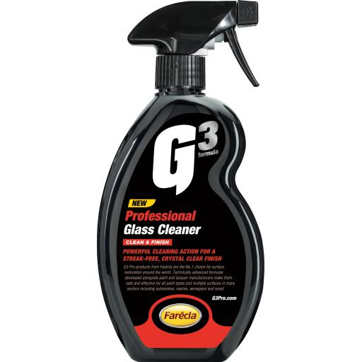 G3 Pro - Glass Cleaner - 500ml