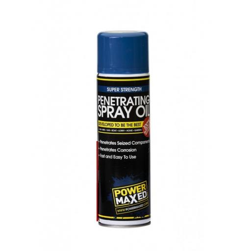 Power Maxed Penetrating Oil 500ml