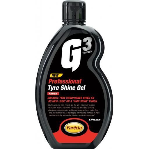 G3 Pro - Tyre Shine Gel - 500ml