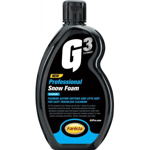 G3 Pro - Snow Foam - 500ml