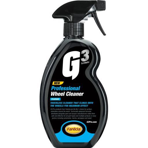 G3 Pro - Wheel Cleaner - 500ml