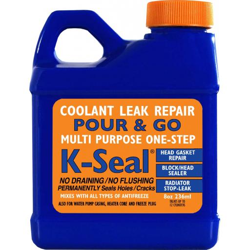 K-Seal - Pour and Go Coolant Leak Repair