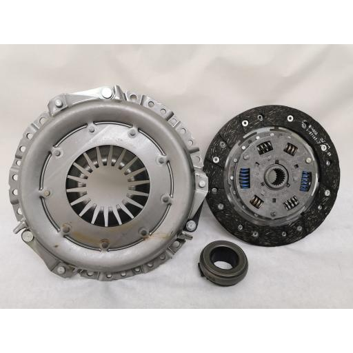 FORD CAPRI CORTINA SIERRA RS2000 2.0 OHC PINTO BRAND NEW LUK CLUTCH KIT 1974-86