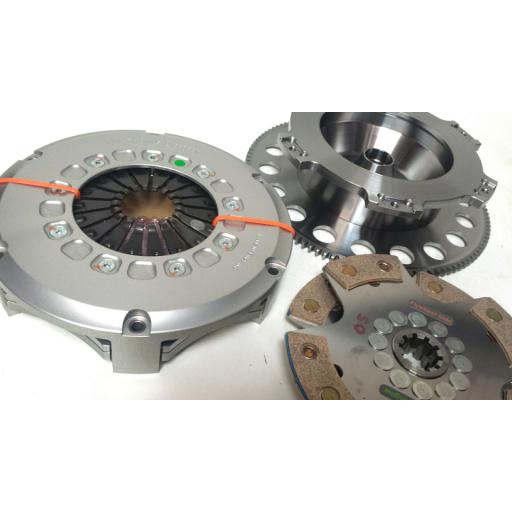 Toyota 2JZ to BMW Gearbox 215 Twin Race flywheel