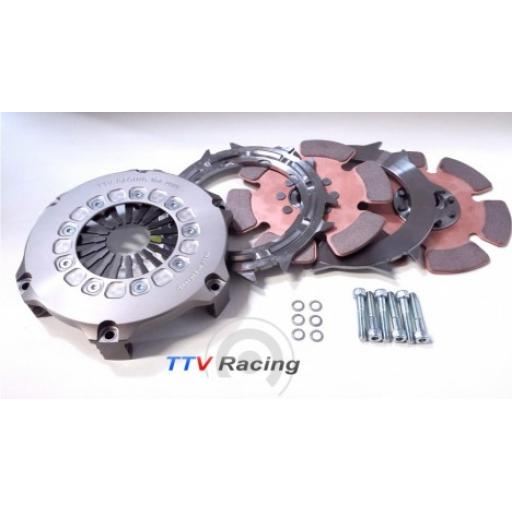 2801 Series Compact Twin Plate Race Clutch 184mm (7.25″)