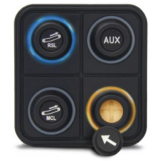 ECU-Master 4 Key CANBUS Key Pad